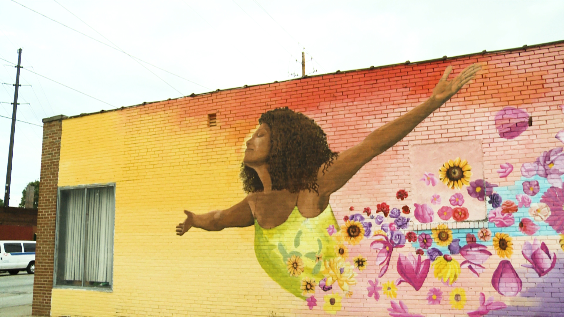 Cleveland Mural Paints Picture of Hope for Addiction Recovery