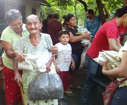 Nicaragua receives shipment