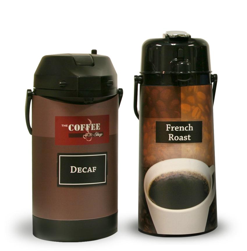Airpot Coffee Coats