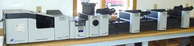 Neopost SI78 4 Bin Inserting Machine