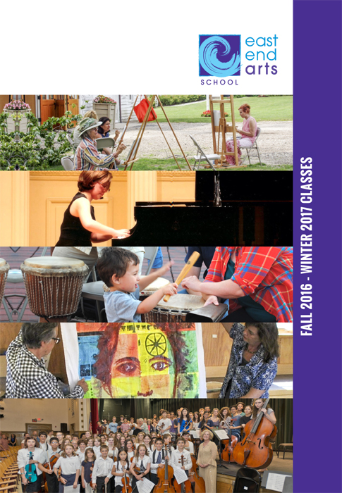 Click here to view a PDF version of our Fall 2016 / Winters 2017 Class Catalogue >>