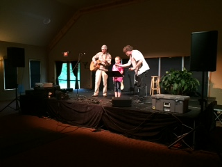 2016 Music in the Park Open Mic Night