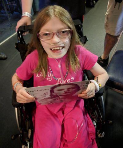 Meet Izzy: In Her Own Words