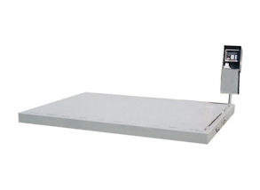 Portable Platform without Ramps