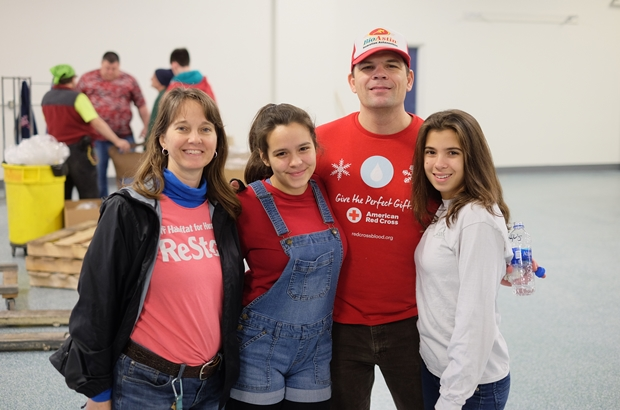 Join our volunteer family!