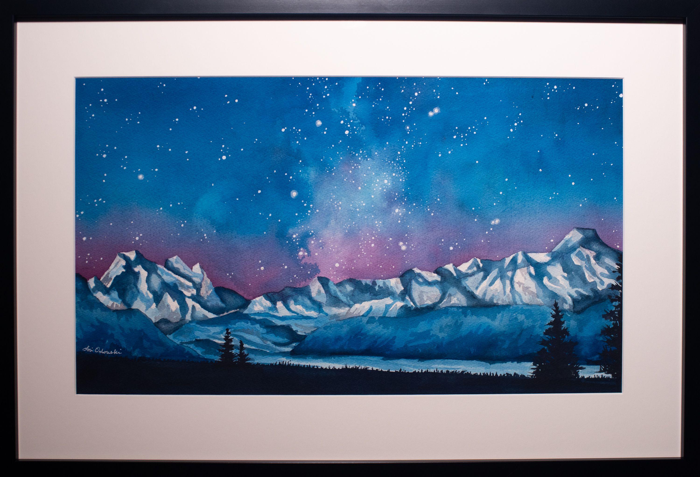"""Lori Orlowski - """"Under the Stars"""""""