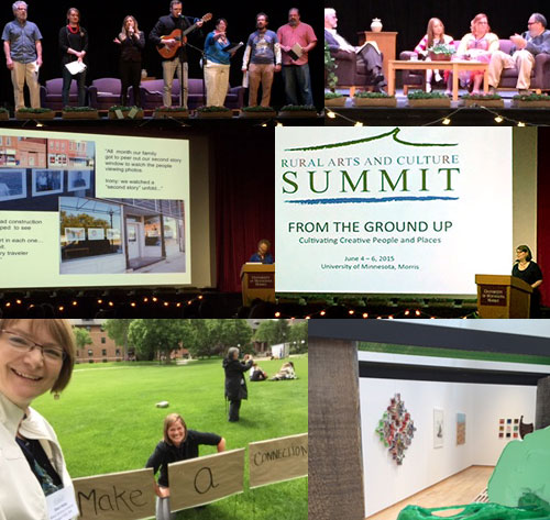 What we learned at the Rural Arts and Culture Summit