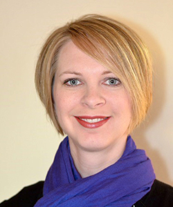 Lindsey Vajpeyi, Director of Education and Outreach