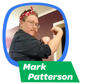 Mark Patterson
