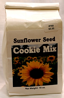Sunflower Seed Cookie Mix