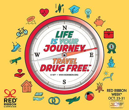 Red Ribbon Week: October 23rd - 31st