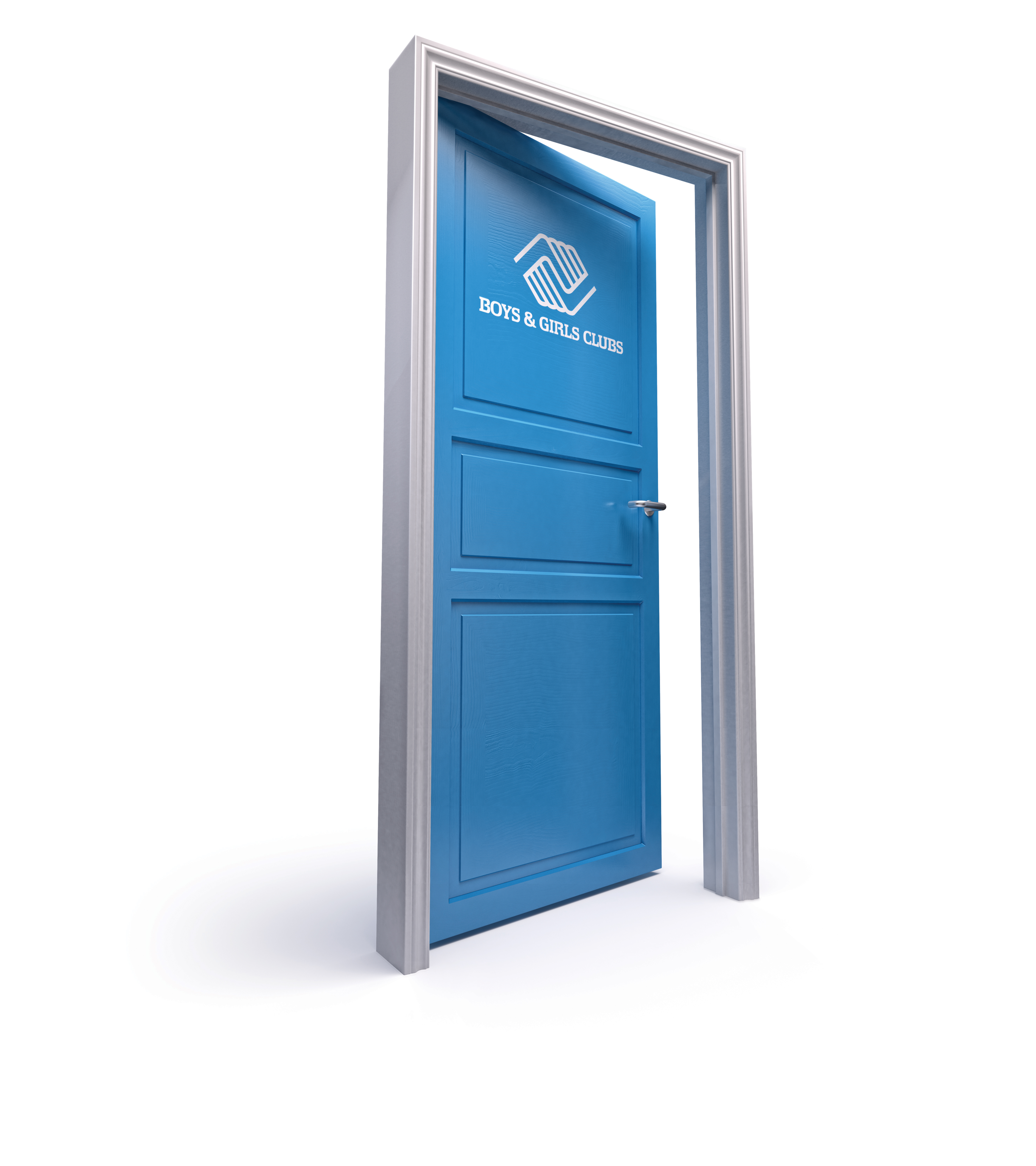 Behind Blue Doors, Great Futures are Made