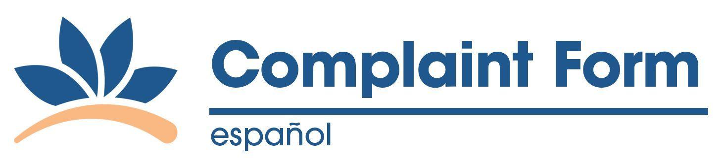 Title VI Complaint Form - Spanish