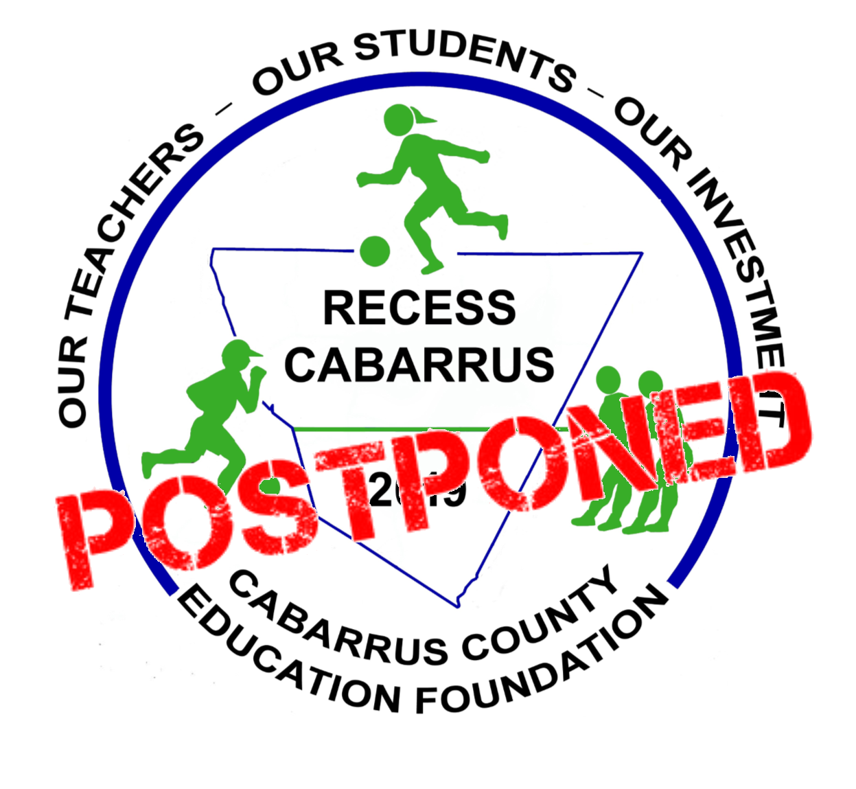 Recess Cabarrus Postponed