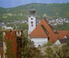 St. Walburga's Abbey