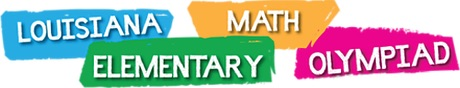 Louisiana Elementary Math Olypmiad