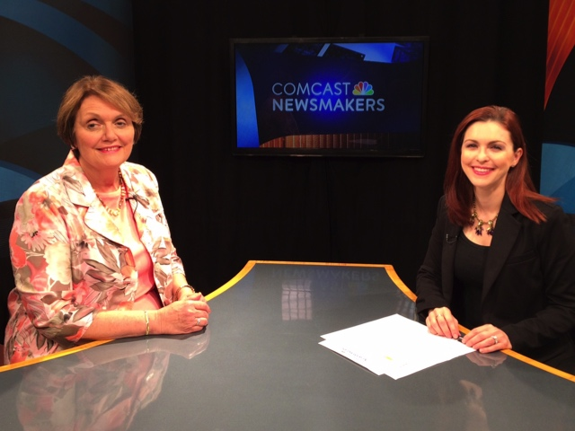 Promoting permanency: FDR executive director on Comcast Newsmakers