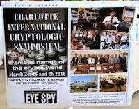 2016 Charlotte International Crypto Symposium