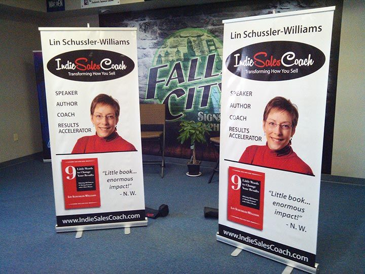 Corporate & Special Event Banners