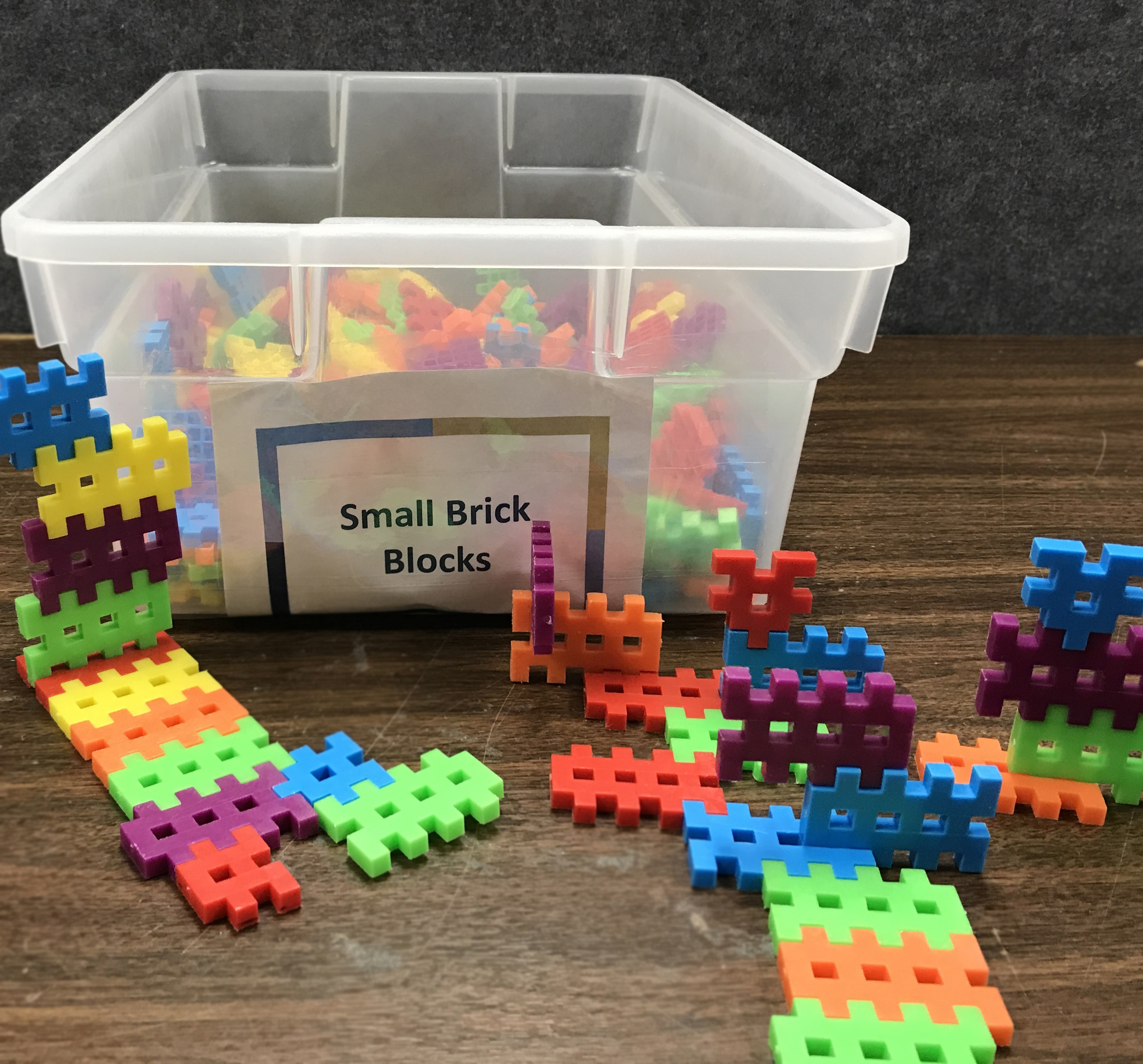 Small Brick Blocks