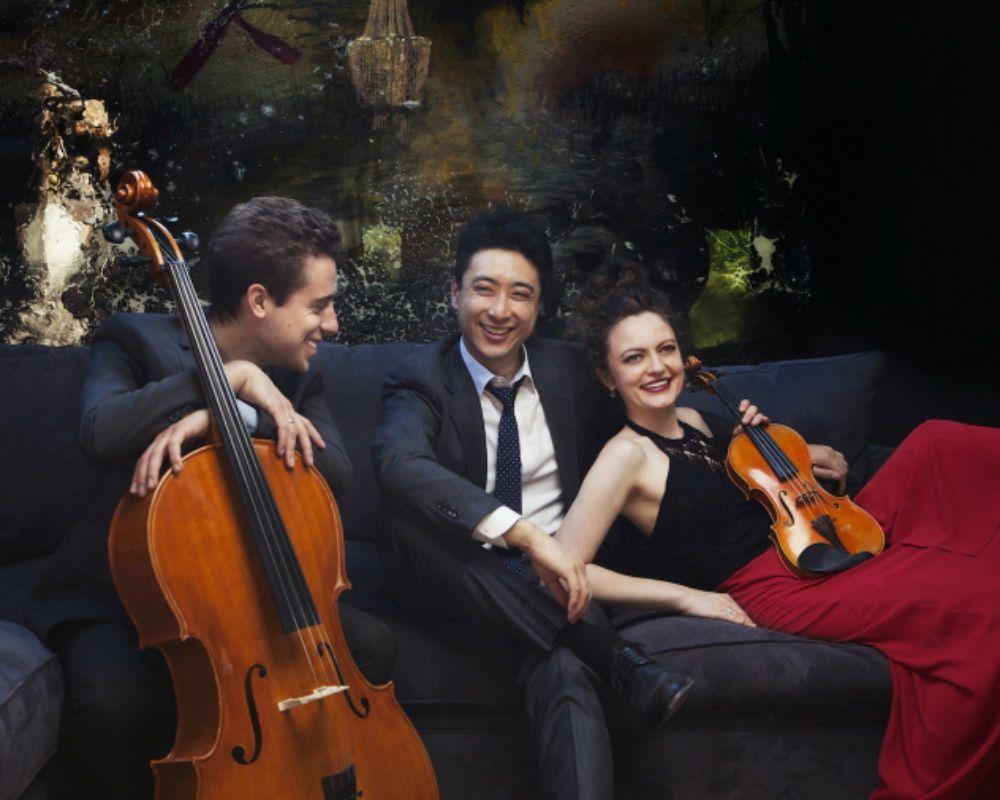 Notte Vivace: Trio Celeste and Chamber Music OC