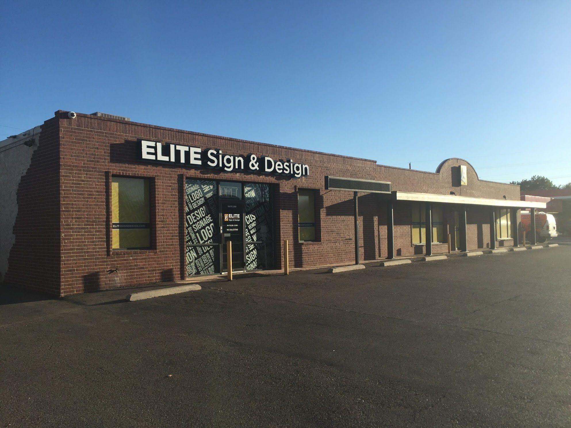 Channel Letters Lubbock, TX - Elite Sign & Design