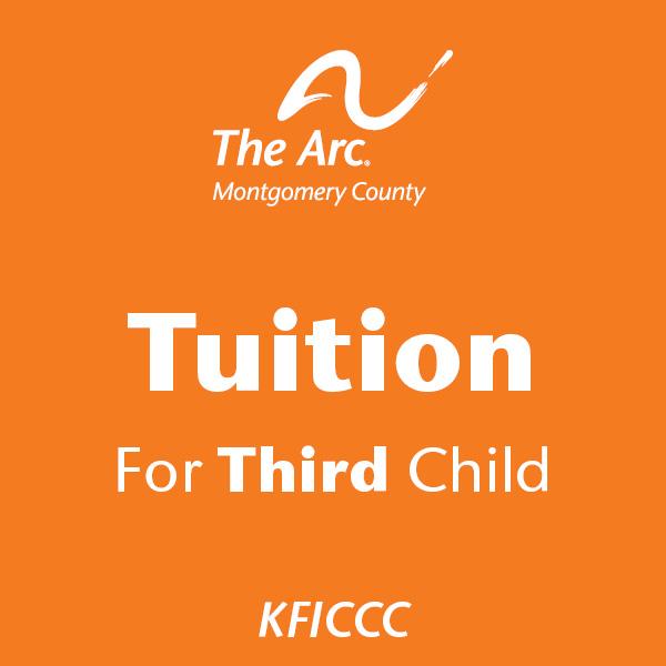 Tuition-Third Child