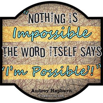 Hepburn Quote