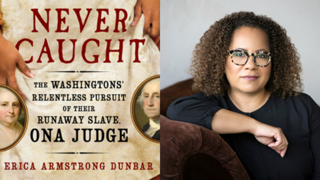 Book Club-Never Caught: The Washingtons' Relentless Pursuit of Their Runaway Slave, Ona Judge