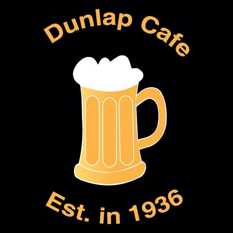 Dunlap Cafe - Previous Logo