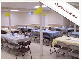 Facilities - Church Basement