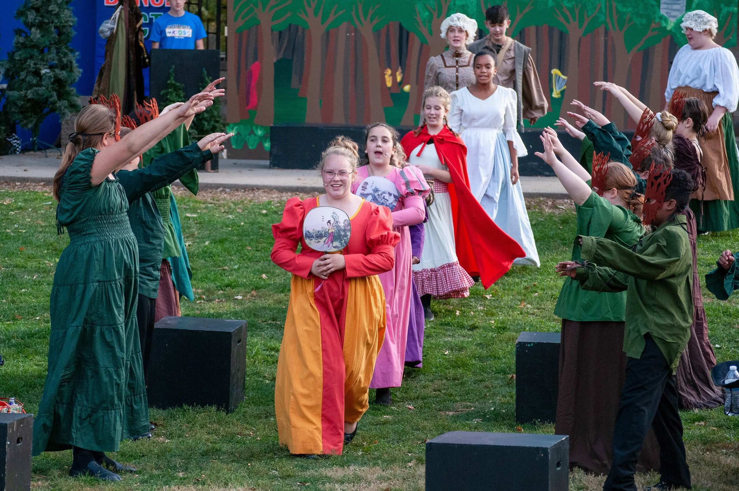 Into The Woods JR October 2020