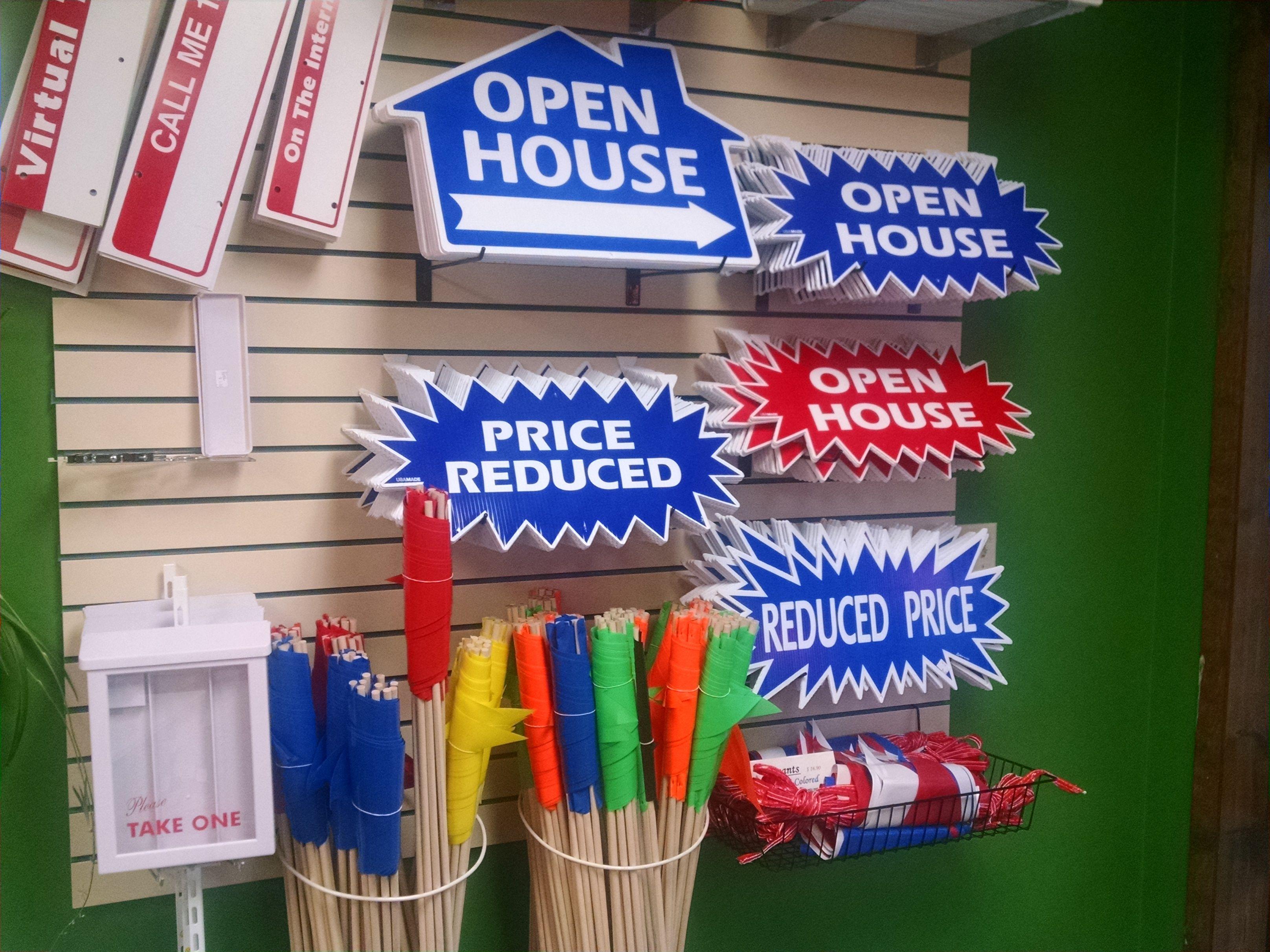 Real Estate Supplies