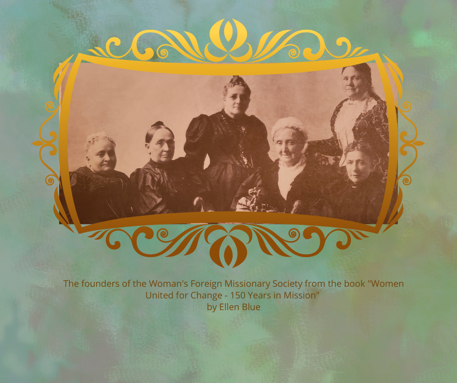 The History of David & Margaret and the United Methodist Women
