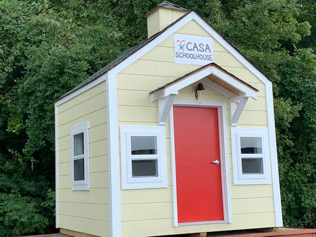 Maury County CASA Playhouse Raffle