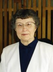 Sr. Claire Schmitt