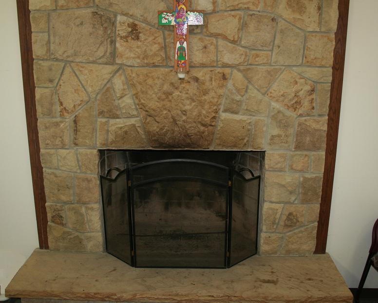 Fireside Fireplace