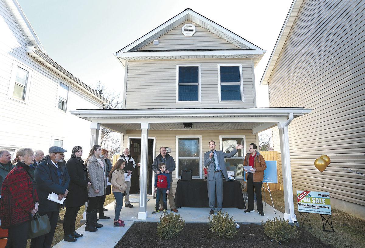 402 Highland Ave Home Dedication