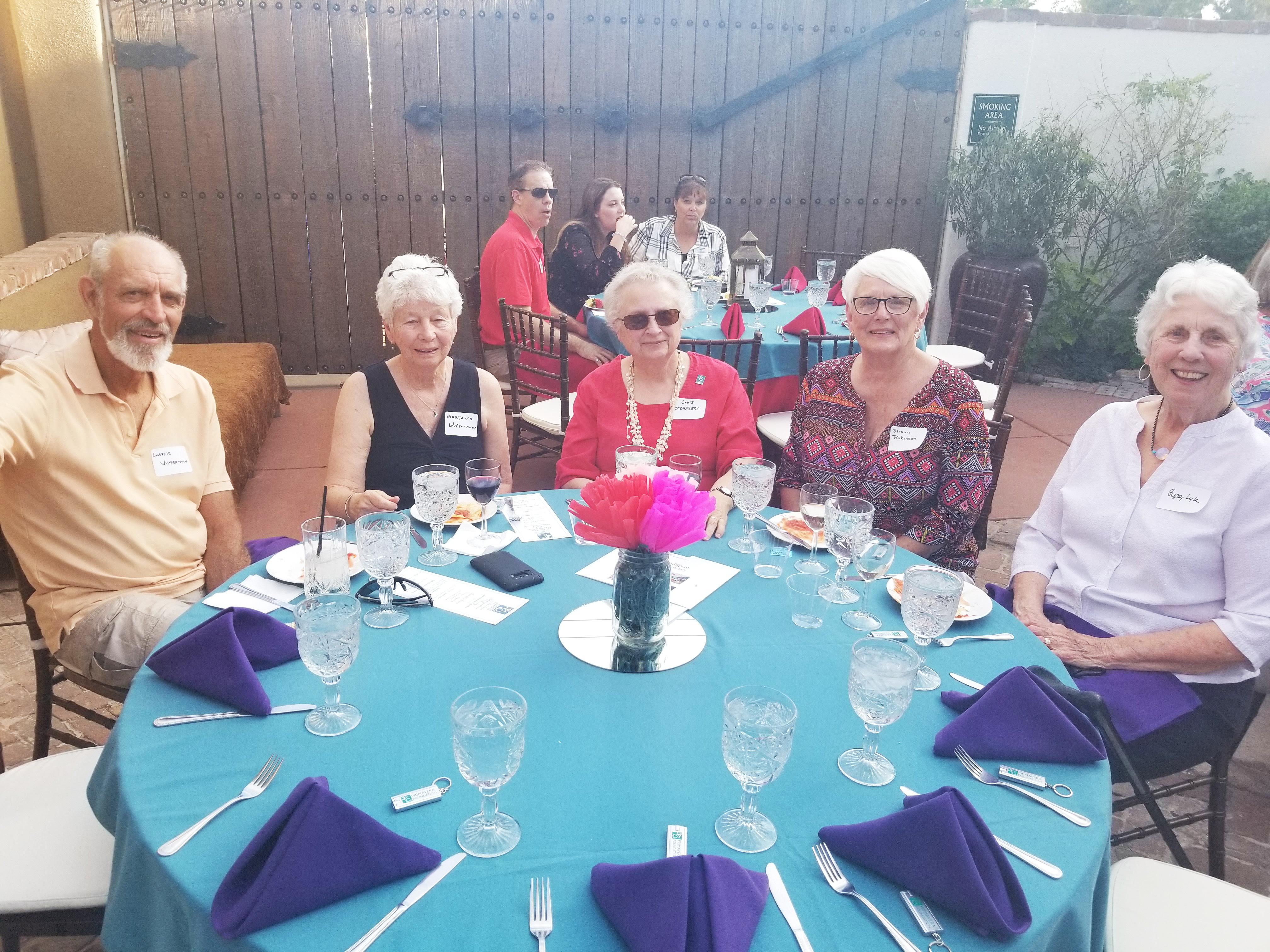 2019 Primavera Volunteer Appreciation Party
