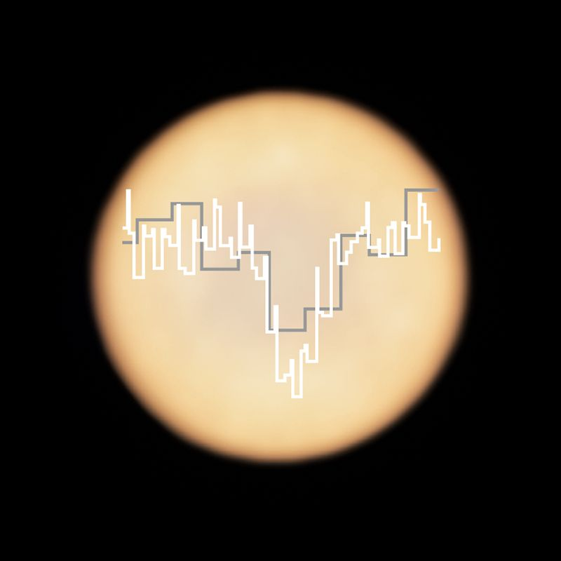 Signs of Life at Venus? Maybe