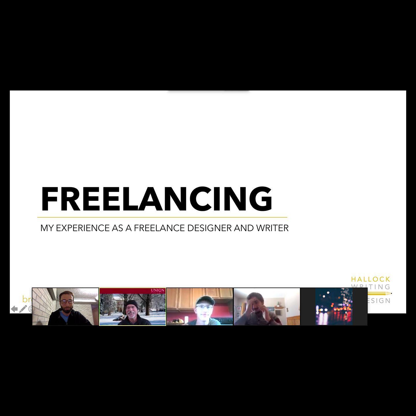 A Few Tips for Future Freelancers