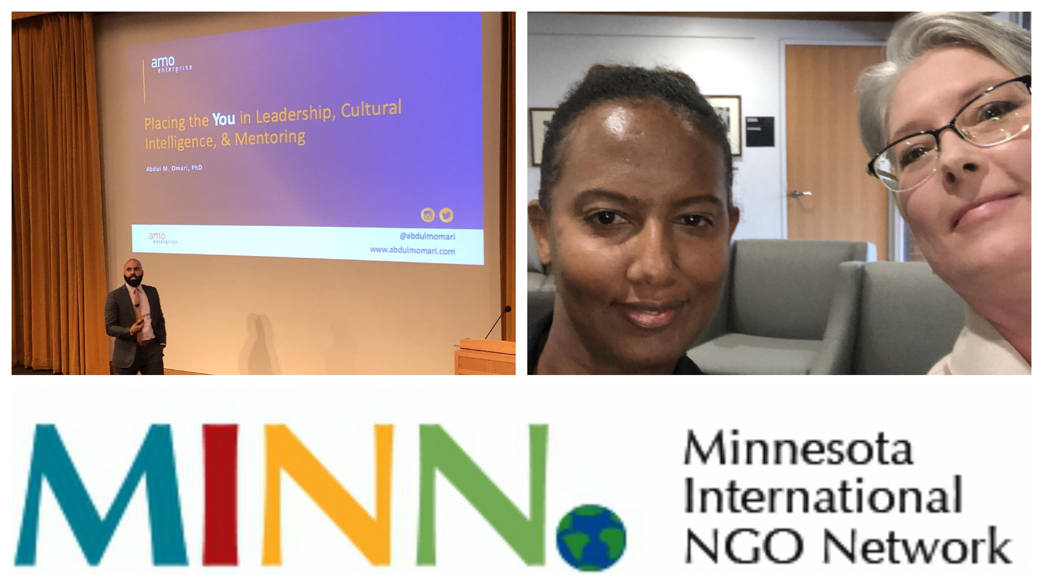 November 2019 International NGO MINN Network summit