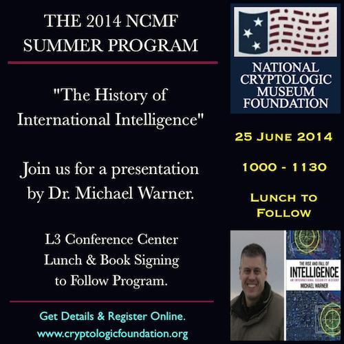 NCMF 2014 Summer Program