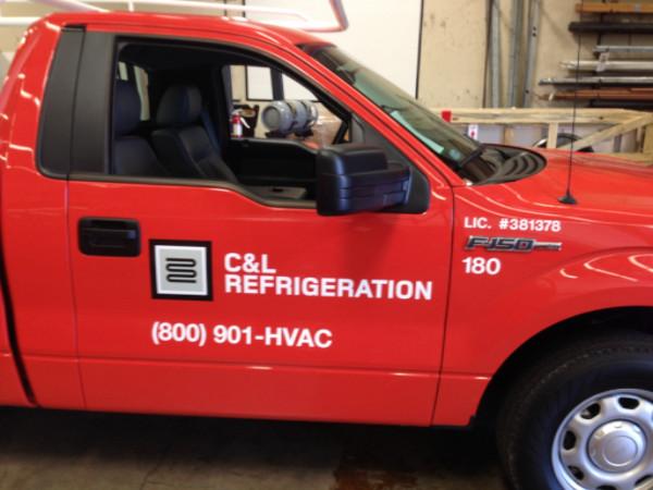Fleet graphics services in Orange County CA