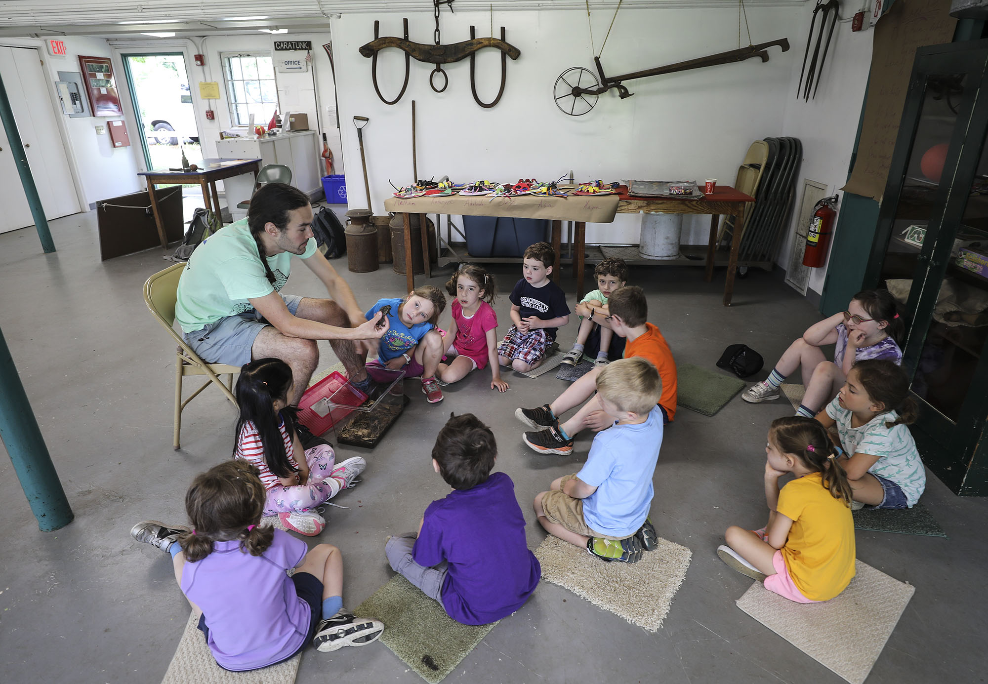 Nature Programs at Caratunk