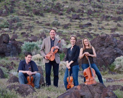 Fry Street Quartet: American Women Composers
