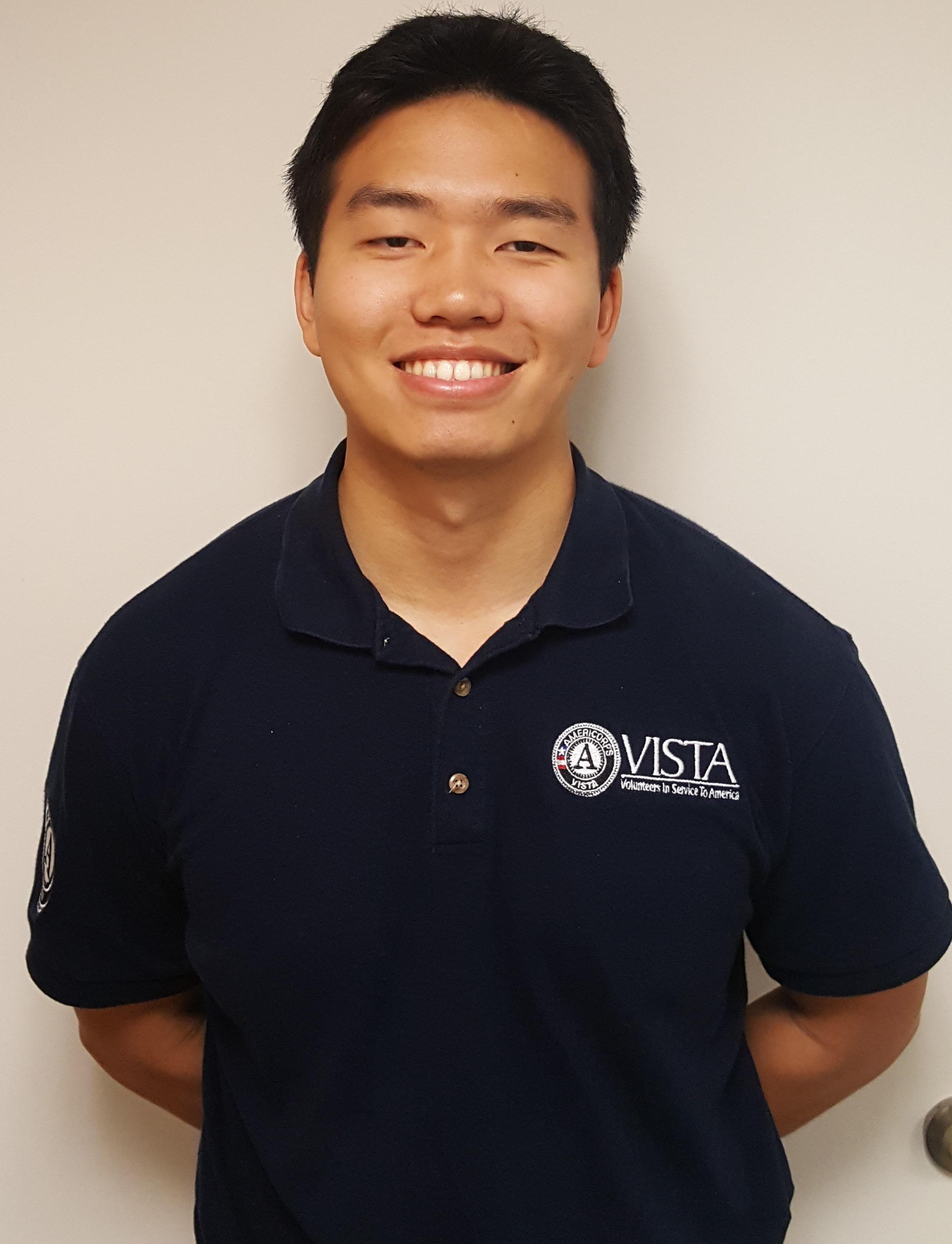 Edwin Xue, AmeriCorps VISTA 2017-18 (JRMC)