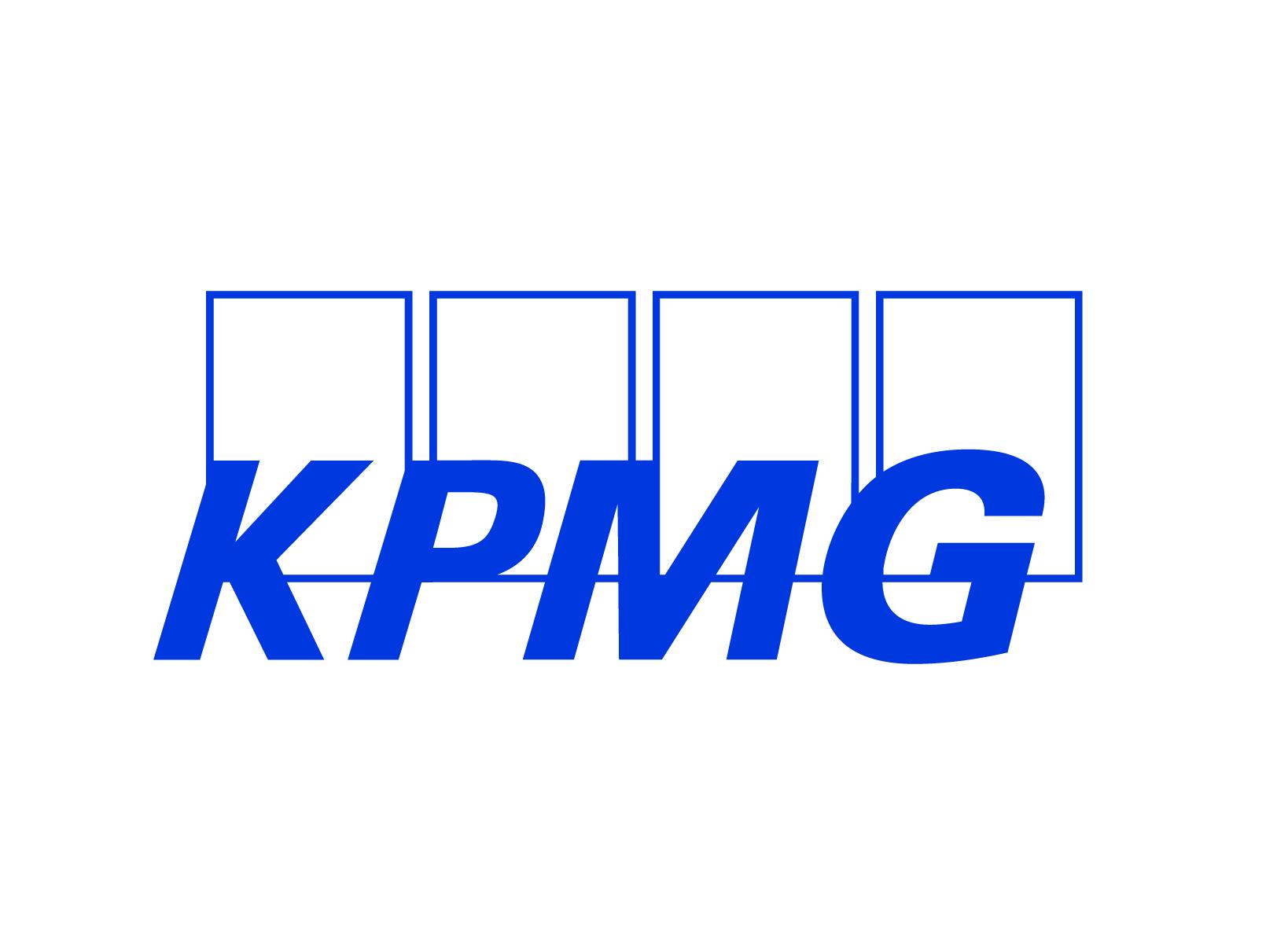 KPMG Blue Logo
