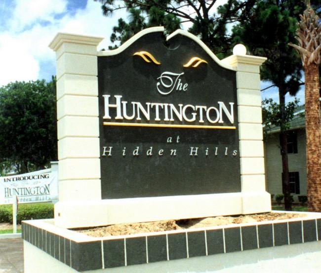 T29005 - Residential Inn Entrance Monument Sign