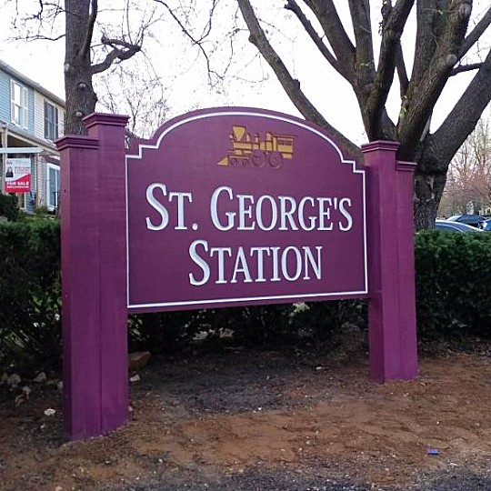 St. George's Station